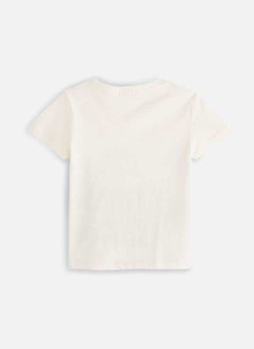 Vêtements Billybandit V25450 Blanc vue bas / vue portée sac
