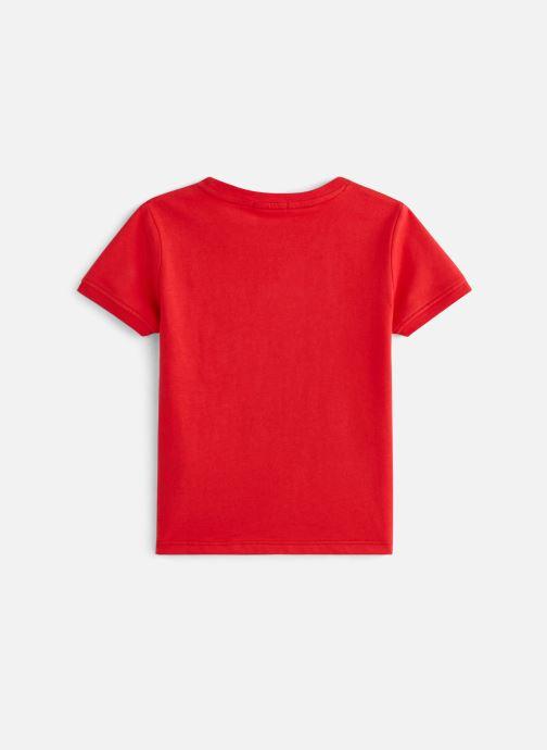 Vêtements Billybandit V25450 Rouge vue bas / vue portée sac