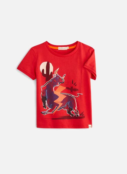 Vêtements Billybandit V25450 Rouge vue détail/paire