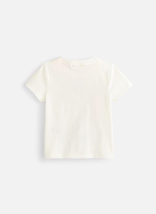 Vêtements Billybandit V25458 Blanc vue bas / vue portée sac