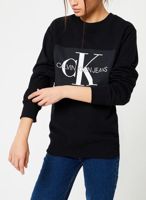 Vêtements Accessoires Core Monogram Logo Sweatshirt