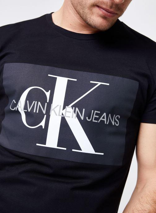 Calvin Logo Box Core Monogram Jeans Klein Teenoir Slim eWD92YEHI