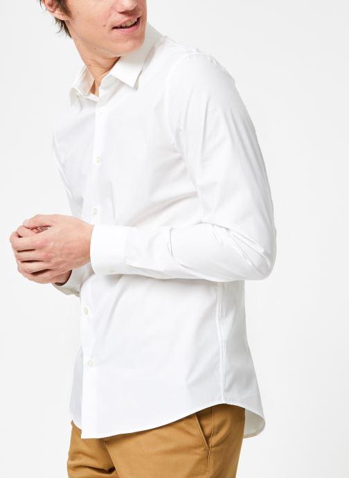 Vêtements Accessoires CKJ SLIM STRETCH SHIRT