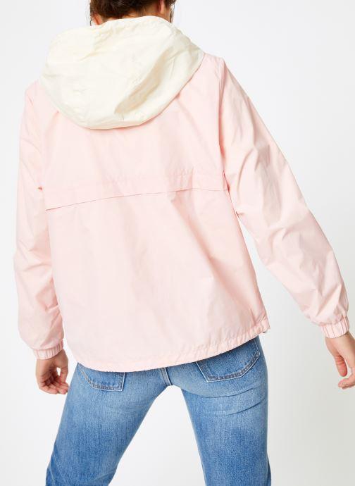 Kleding Calvin Klein Jeans Color Block Popover Roze model