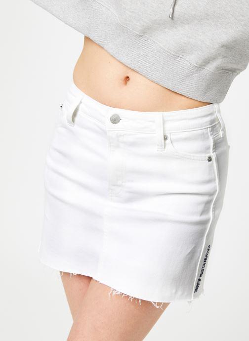 Mid Rise Skirt