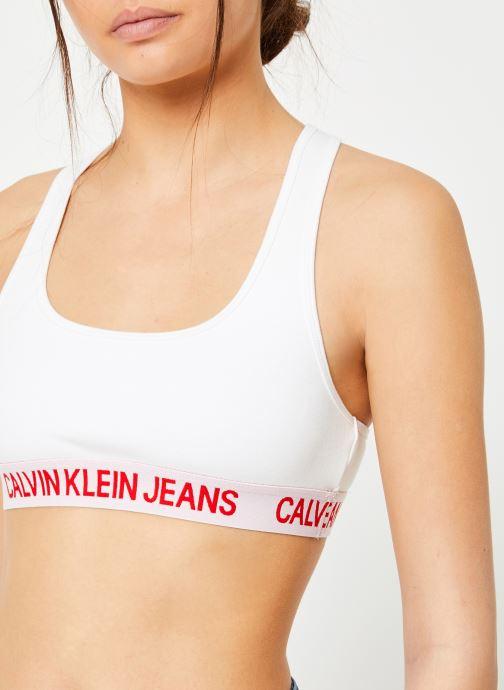 Chez Klein Calvin Sports Vêtements Bra blanc 367278 Jeans v4YqS