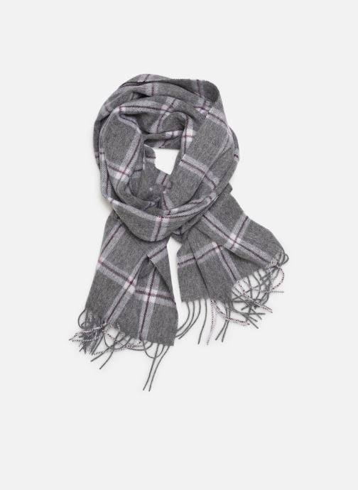 Sciarpa y foulard Monoprix Homme ECHARPE CARREAUX GRIS CHINE Grigio vedi dettaglio/paio