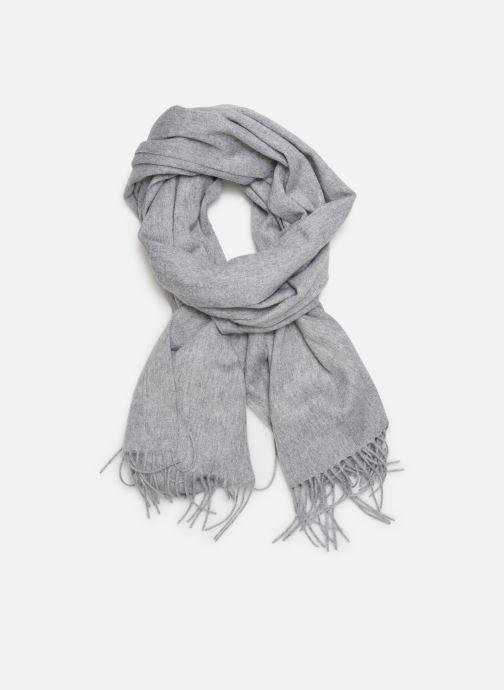 Sciarpa y foulard Monoprix Homme ECHARPE LAINE CACHEMIRE FRANGES Grigio vedi dettaglio/paio