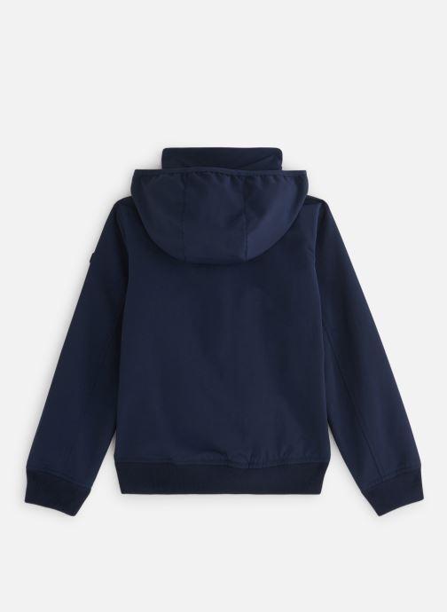 Vêtements Tommy Hilfiger KB0KB04464 Bleu vue bas / vue portée sac