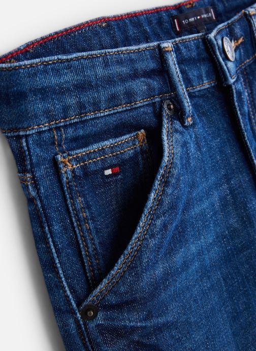 Vêtements Tommy Hilfiger KB0KB04649 Bleu vue portées chaussures