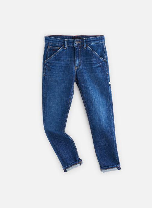 Vêtements Tommy Hilfiger KB0KB04649 Bleu vue détail/paire