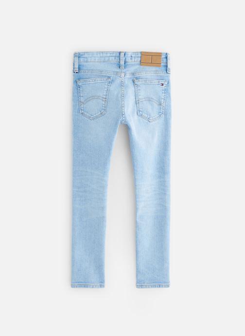 Vêtements Tommy Hilfiger KB0KB04653 Bleu vue bas / vue portée sac