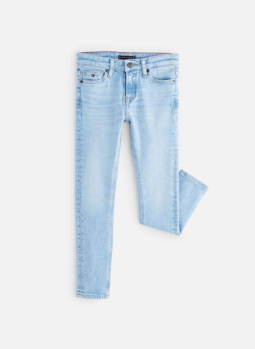 Vêtements Tommy Hilfiger KB0KB04653 Bleu vue détail/paire