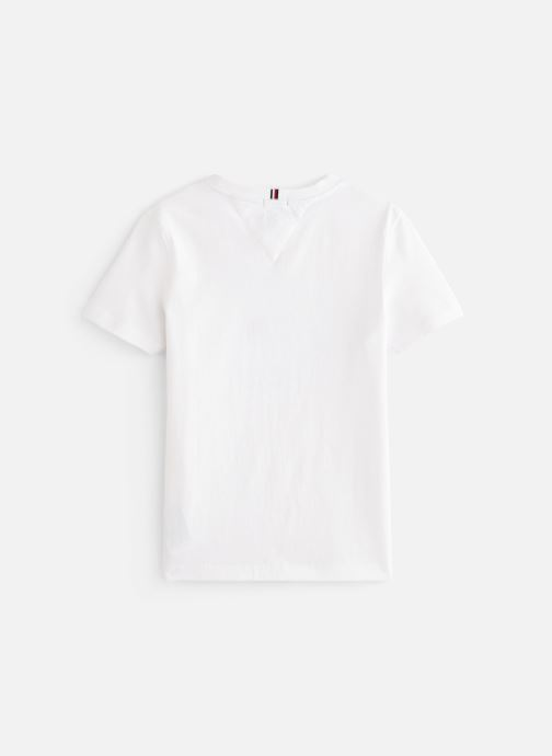 Vêtements Tommy Hilfiger KB0KB04676 Blanc vue bas / vue portée sac