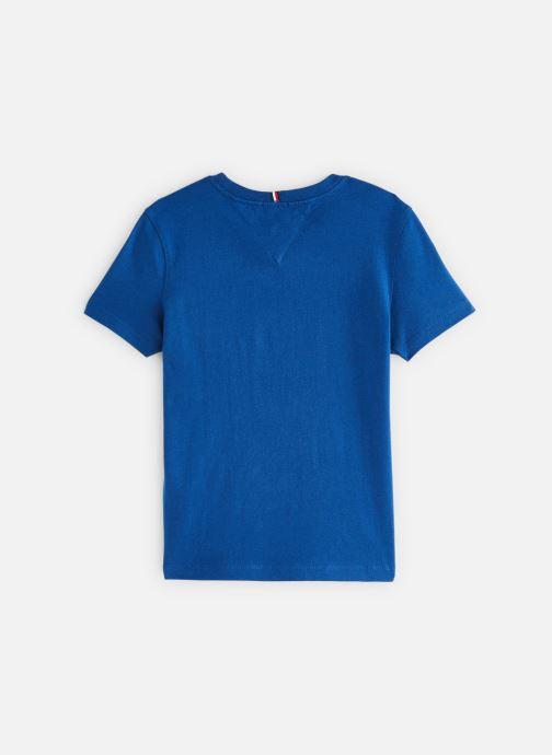 Vêtements Tommy Hilfiger KB0KB04678 Bleu vue bas / vue portée sac