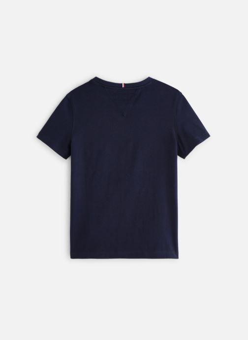Vêtements Tommy Hilfiger KB0KB04681 Bleu vue bas / vue portée sac