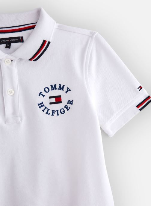 Kleding Tommy Hilfiger KB0KB04706 Wit model