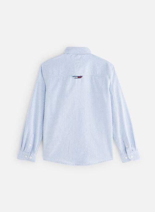 Vêtements Tommy Hilfiger KB0KB04770 Bleu vue bas / vue portée sac