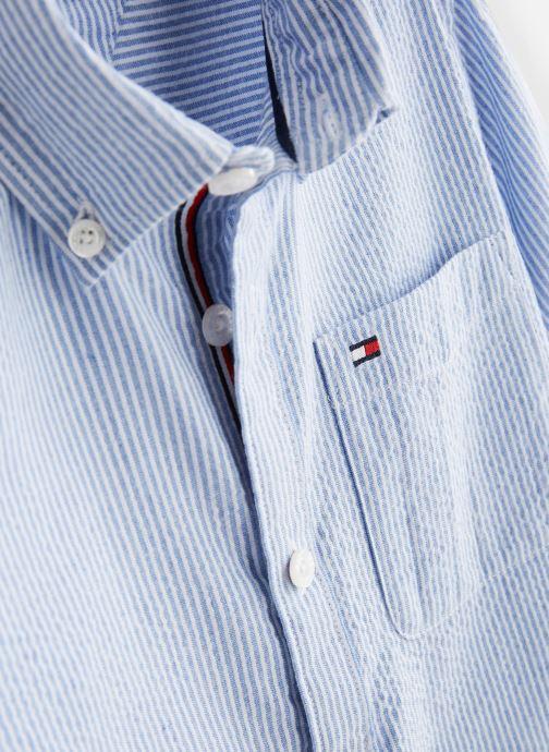 Vêtements Tommy Hilfiger KB0KB04770 Bleu vue portées chaussures