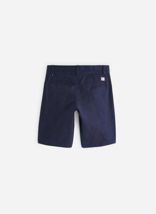 Vêtements Tommy Hilfiger KB0KB04779 Bleu vue bas / vue portée sac