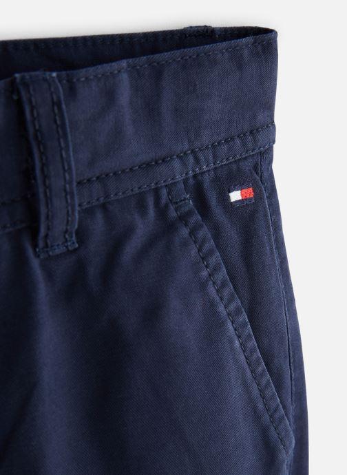 Vêtements Tommy Hilfiger KB0KB04779 Bleu vue portées chaussures