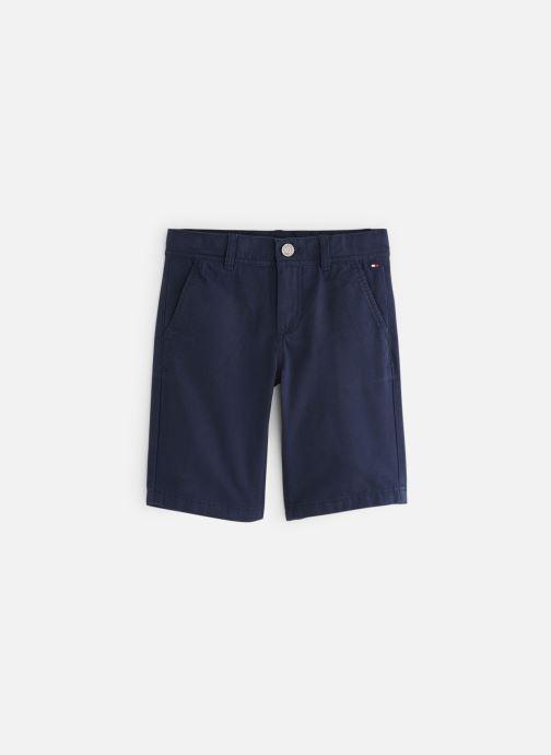 Vêtements Tommy Hilfiger KB0KB04779 Bleu vue détail/paire