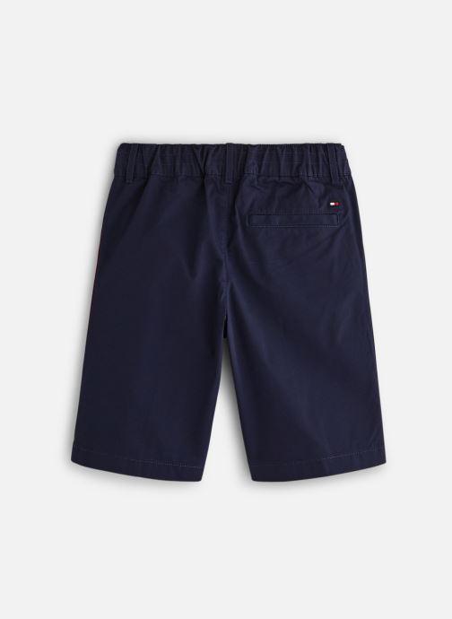 Vêtements Tommy Hilfiger KB0KB04781 Bleu vue bas / vue portée sac