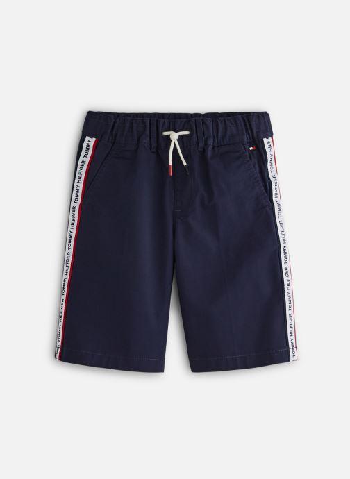 Vêtements Tommy Hilfiger KB0KB04781 Bleu vue détail/paire