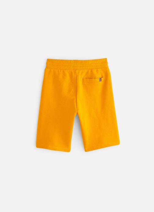 Vêtements Tommy Hilfiger KB0KB04826 Jaune vue bas / vue portée sac
