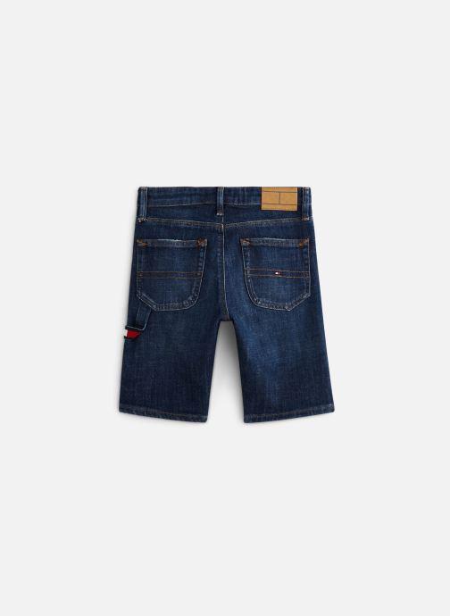 Vêtements Tommy Hilfiger KB0KB04836 Bleu vue bas / vue portée sac