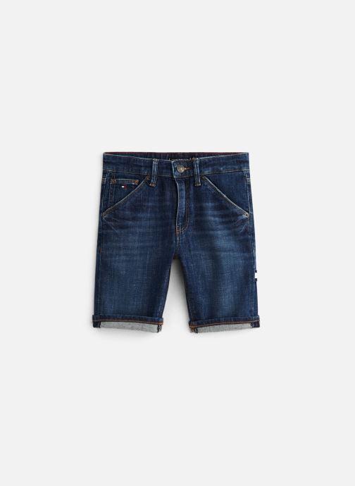 Vêtements Tommy Hilfiger KB0KB04836 Bleu vue détail/paire