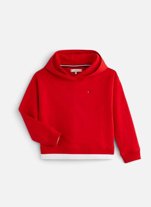 Vêtements Tommy Hilfiger KG0KG04180 Rouge vue détail/paire