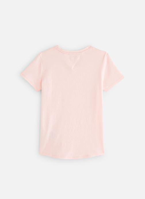 Vêtements Tommy Hilfiger KG0KG04192 Rose vue bas / vue portée sac
