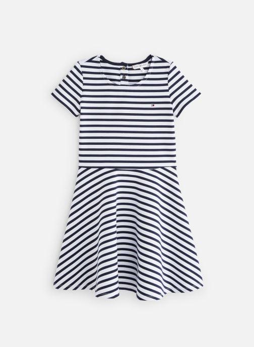 Vêtements Tommy Hilfiger KG0KG04269 Bleu vue détail/paire