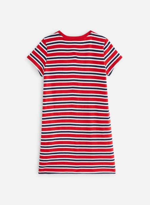 Vêtements Tommy Hilfiger KG0KG04272 Rouge vue bas / vue portée sac