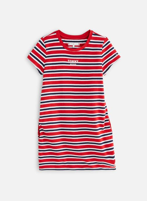 Vêtements Tommy Hilfiger KG0KG04272 Rouge vue détail/paire