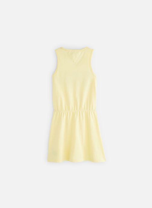 Vêtements Tommy Hilfiger KG0KG04290 Jaune vue bas / vue portée sac