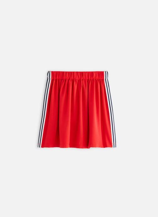 Vêtements Tommy Hilfiger KG0KG04301 Rouge vue bas / vue portée sac