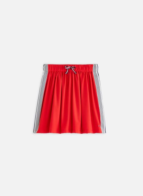 Vêtements Tommy Hilfiger KG0KG04301 Rouge vue détail/paire