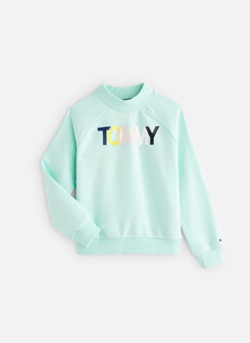 Vêtements Tommy Hilfiger KG0KG04348 Bleu vue détail/paire