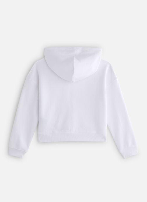 Vêtements Tommy Hilfiger KG0KG04349 Blanc vue bas / vue portée sac