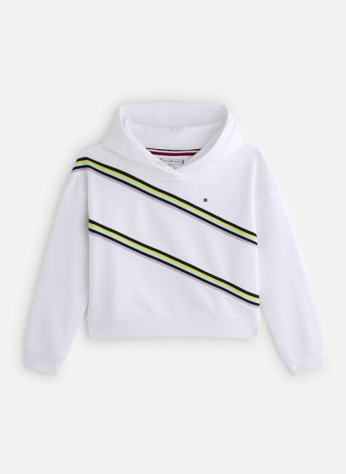 Vêtements Tommy Hilfiger KG0KG04349 Blanc vue détail/paire