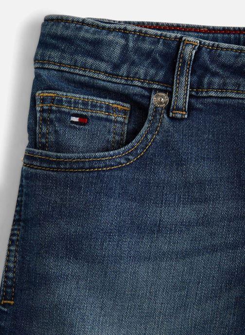 Kleding Tommy Hilfiger KG0KG04370 Blauw model