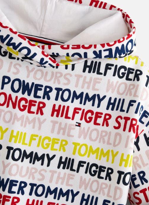 Ropa Tommy Hilfiger KG0KG04399 Amarillo vista del modelo