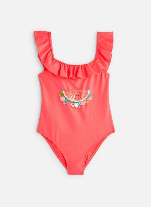 Vêtements Billieblush U10308 Rose vue détail/paire