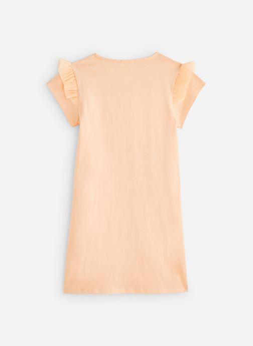 Vêtements Billieblush U12467 Orange vue bas / vue portée sac