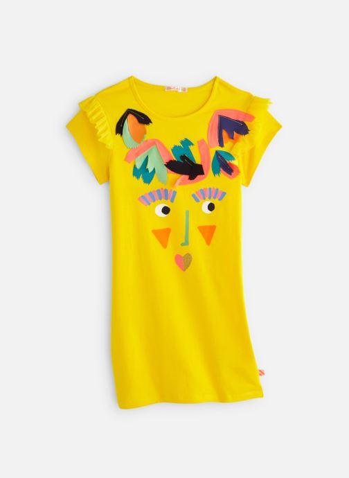 Vêtements Billieblush U12467 Jaune vue détail/paire