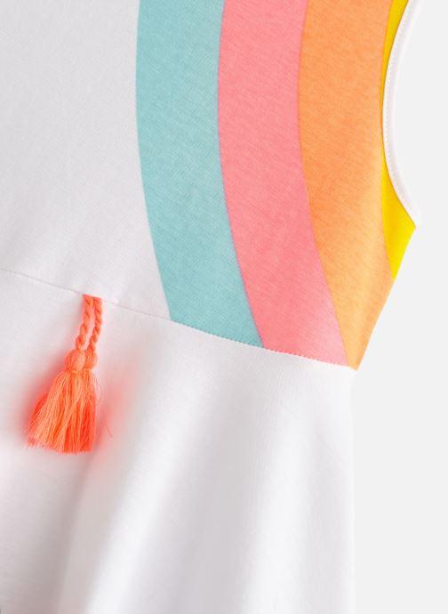 Vêtements Billieblush U12481 Multicolore vue portées chaussures