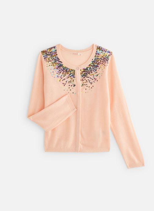 Vêtements Billieblush U15591 Rose vue détail/paire