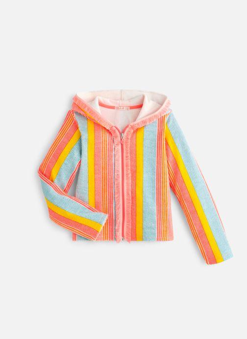 Vêtements Billieblush U15603 Multicolore vue détail/paire
